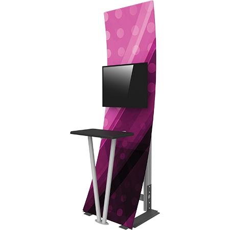 Download Formulate® Freestanding Kiosk 01 - Jett Exhibits